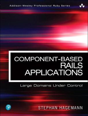 Component-Based Rails Applications Large Domains Under Control
