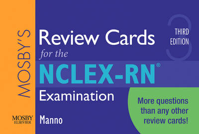 Mosbys Review Cards for the NCLX-RN