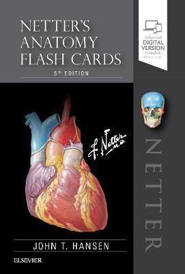 Netters Anatomy Flash Cards 5e