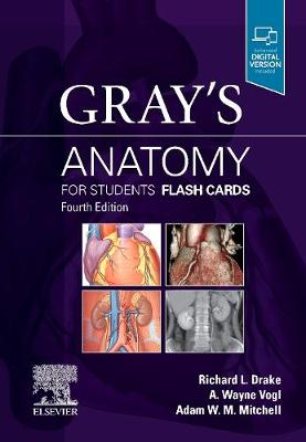 Grays anatomy for student flash cards