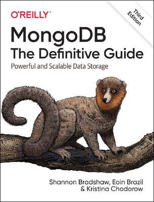 MongoDB: The Definitive Guide 3e