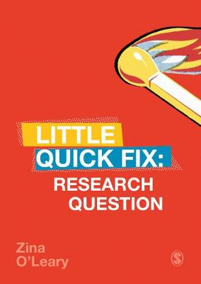 Research Question Little Quick Fix