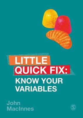 Know Your Variables Little Quick Fix