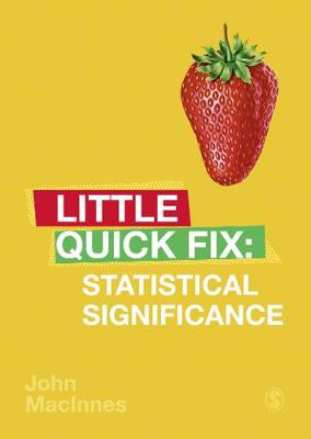 Statistical Significance Little Quick Fix