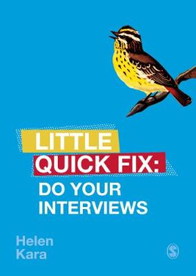 Little Quick Fix Do your interviews