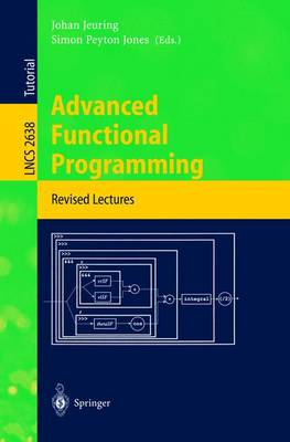 Advanced Functional Programming 4th International