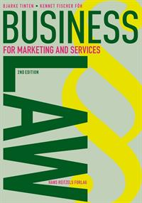 Business Law for Marketing and Service