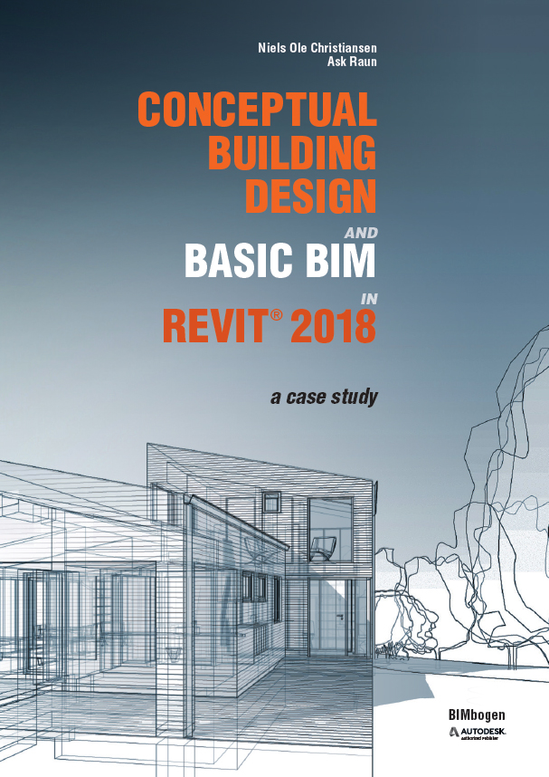 Revit 2018 Conceptual building design